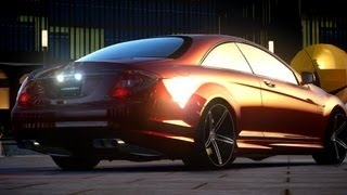 Видео: GRAND THEFT AUTO IV Mercedes CL 65 AMG 2013 HD 1080p  ...