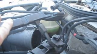 Видео: 1994 Mercedes E320 Engine Wiring Harness Replacement  ...